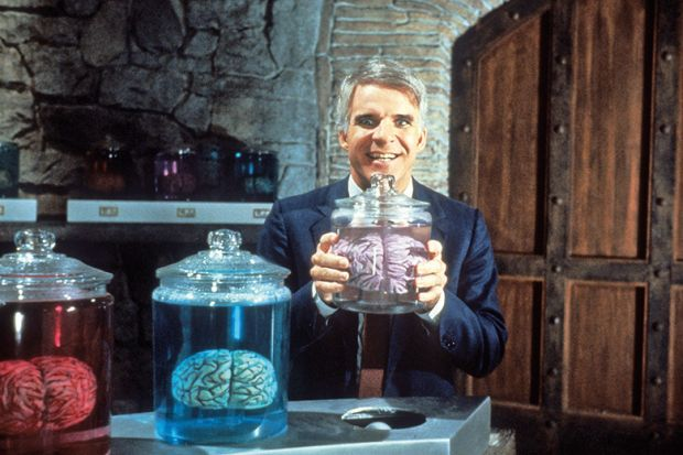 Steve Martin The Man With Two Brains