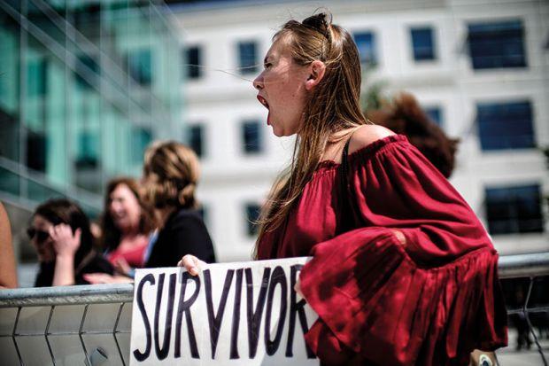 survivor-protest