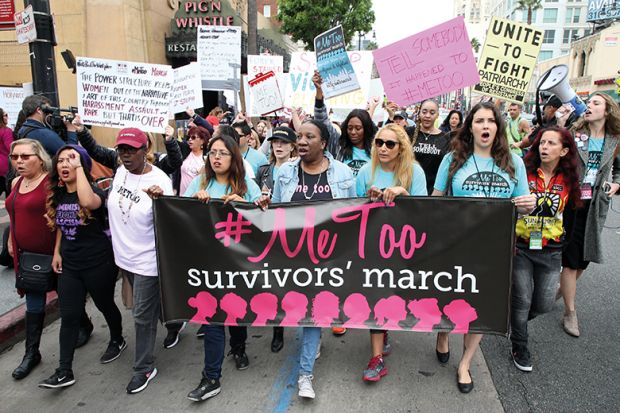 #MeToo Survivors March