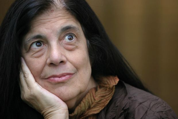 Susan Sontag at Edinburgh International Book Festival, Scotland