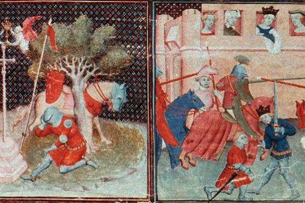 tale of lancelot