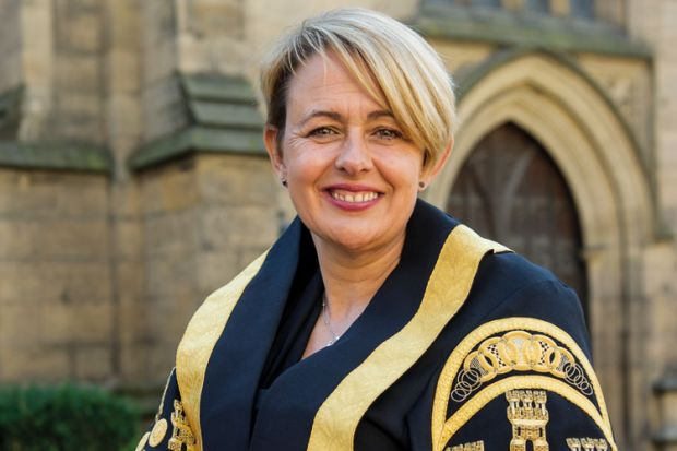 Tanni Grey-Thompson, Northumbria University