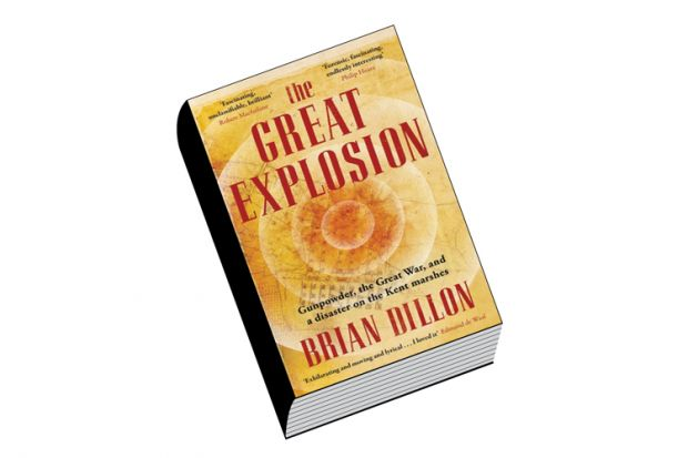 Book review: The Great Explosion: Gunpowder, theGreat War and a Disaster on theKent Marshes, by Brian Dillon