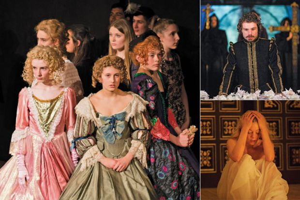 The Lady's Trial, Love's Sacrifice and 'Tis Pity She's a Whore, Shakespeare's Globe Theatre