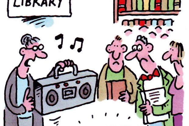 The week in higher education cartoon (4 June 2015)