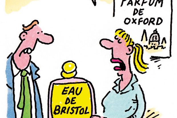The week in higher education cartoon (13 August 2015)