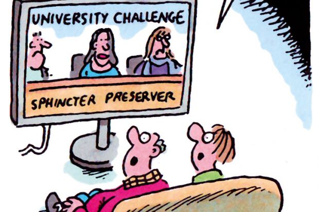 The week in higher education cartoon (15 October 2015)