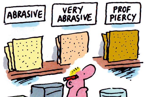 The week in higher education cartoon (30 July 2015)
