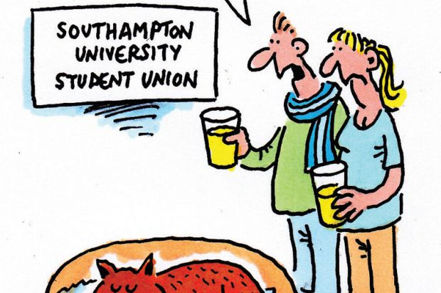 The week in higher education cartoon (19 May 2016)