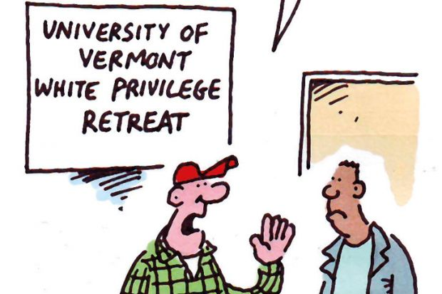 The week in higher education cartoon (26 November 2015)