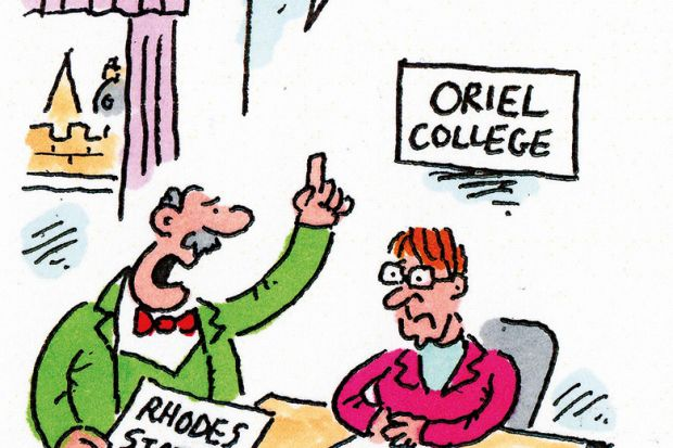 The week in higher education cartoon (4 February 2016)