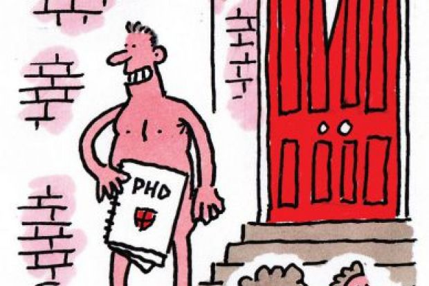 The week in higher education cartoon (6 October 2016)