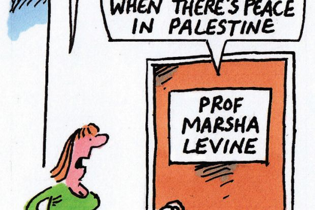 The week in higher education cartoon (10 December 2015)