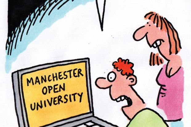 The week in higher education cartoon (14 April 2016)