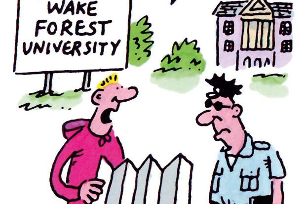 The week in higher education cartoon (17 September 2015)