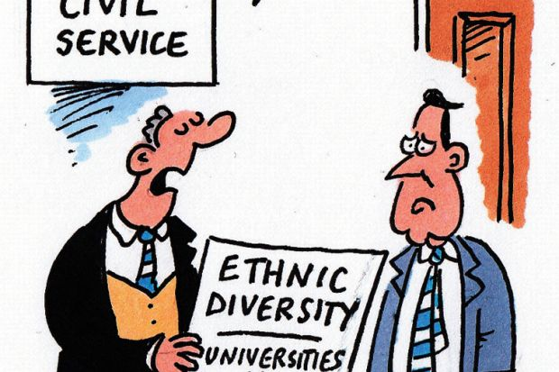 The week in higher education cartoon (25 February 2016)
