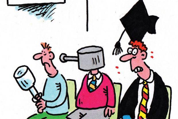 The week in higher education cartoon (26 May 2016)