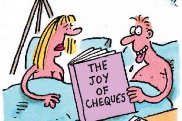 The week in higher education cartoon (27 October 2016)