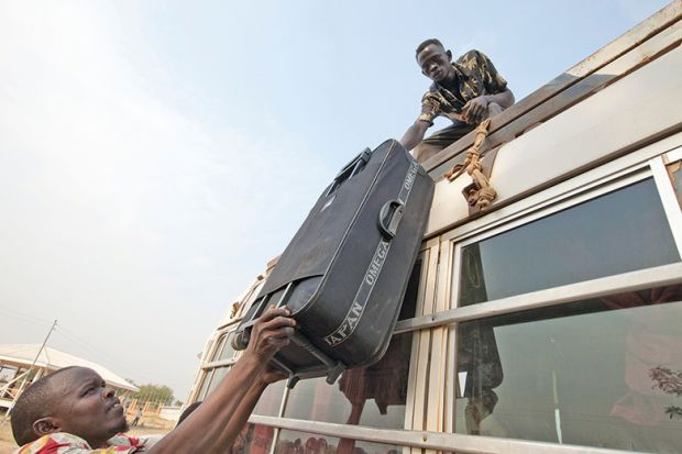 South Sudan's overseas students caught between a rock and a