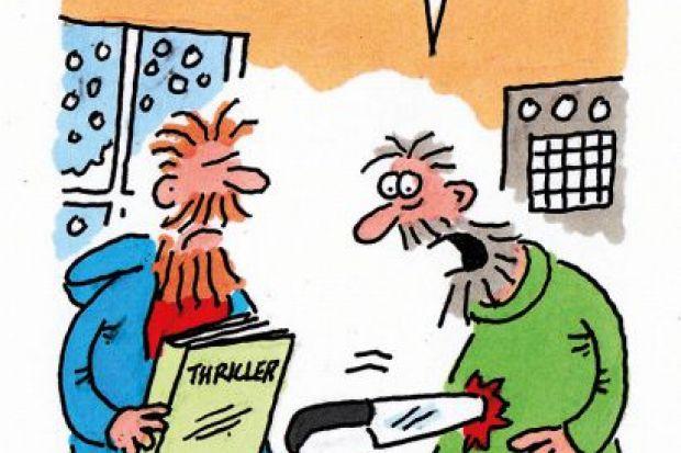 The week in higher education cartoon –8 November 2018