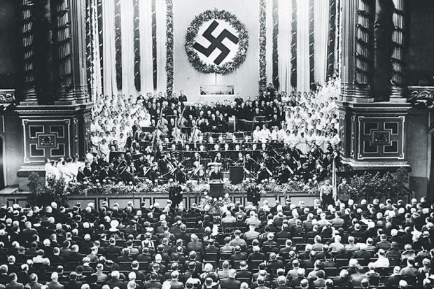 Berlin Philharmonic Orchestra under the Nazis