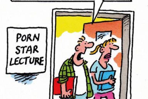 Cartoon - THE 15 November 2018 issue