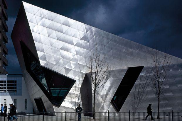 The Orion Building, London Metropolitan University
