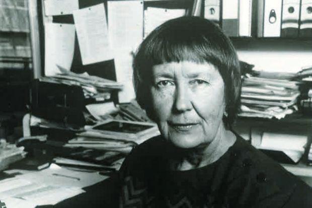 Rosemary Stewart, 1924-2015