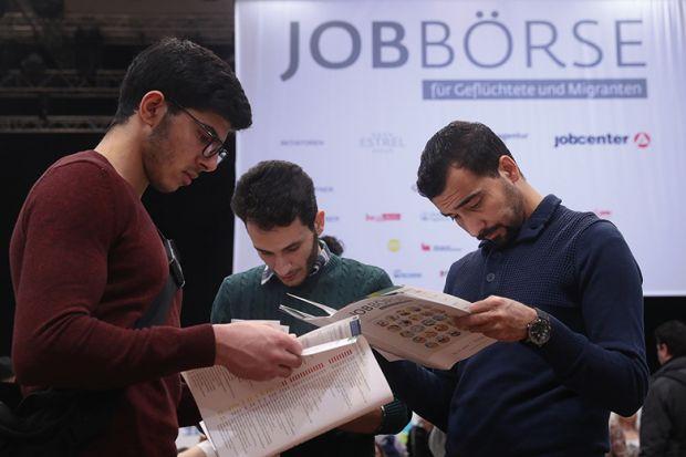 Jobs fair