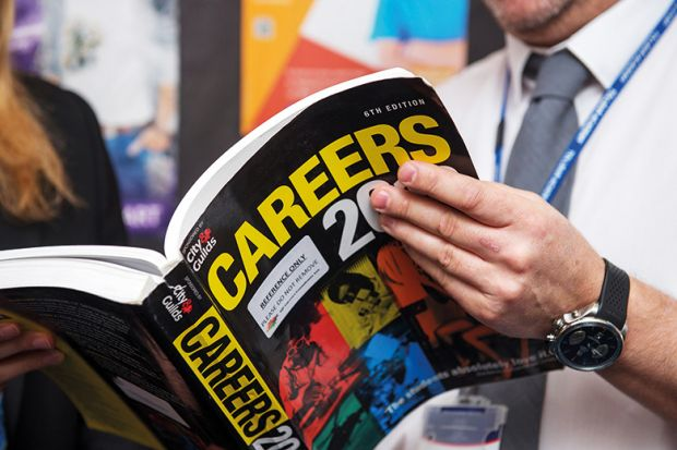careers book