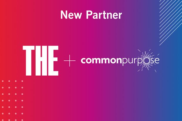 Times Higher Education partners with Common Purpose to provide online student leadership courses for international students
