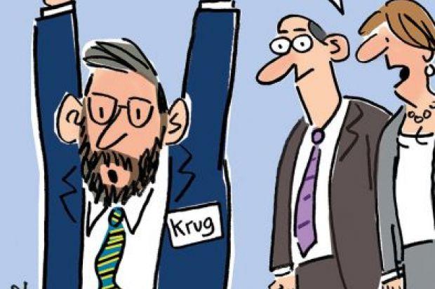 The week in higher education cartoon (9 August 2018)