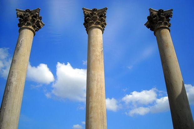 Three Pillars