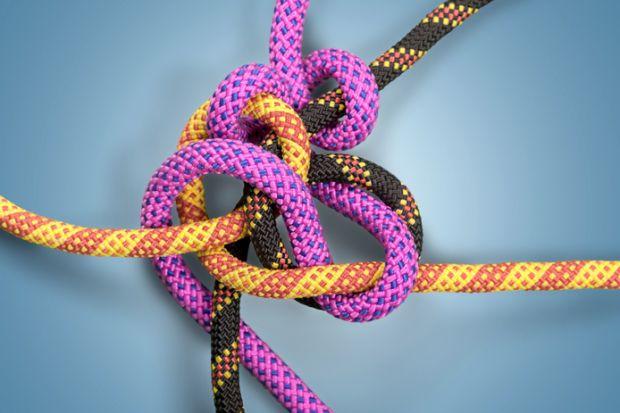 Tie ropes