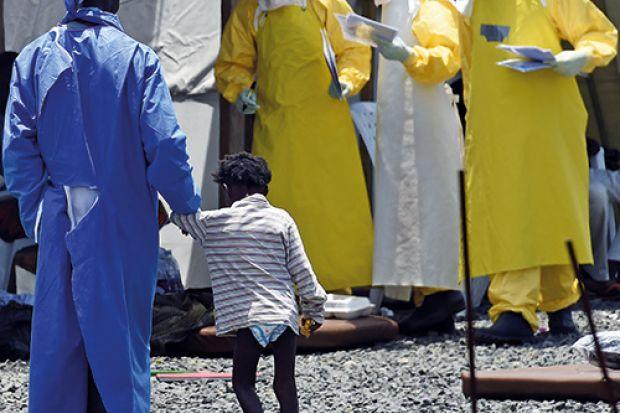 Ebola doctors