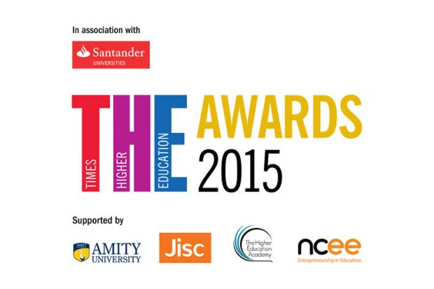Times Higher Education Awards 2015 shortlist announced
