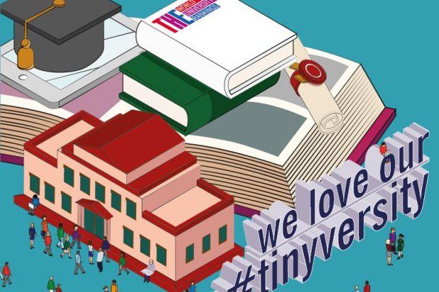 Best small universities #tinyversity