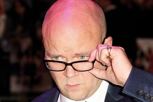 Toby Young, a figurehead of the free schools movement