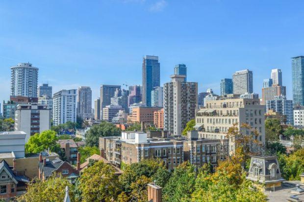 Toronto condo buildings