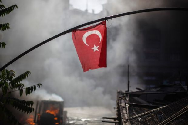 Turkey, global terrorism, study abroad, higher education