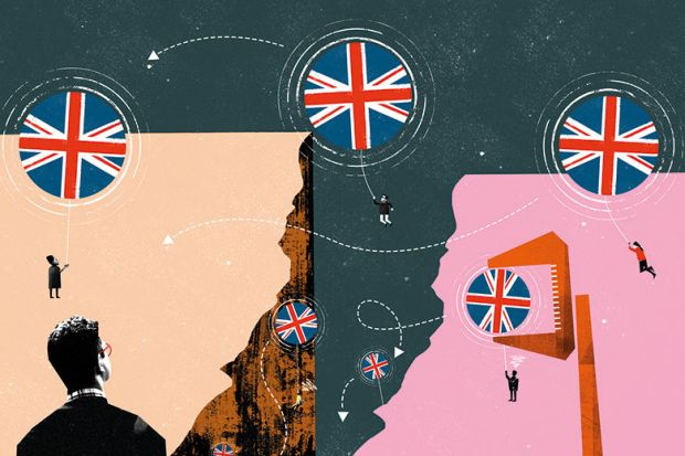 uk overseas divide