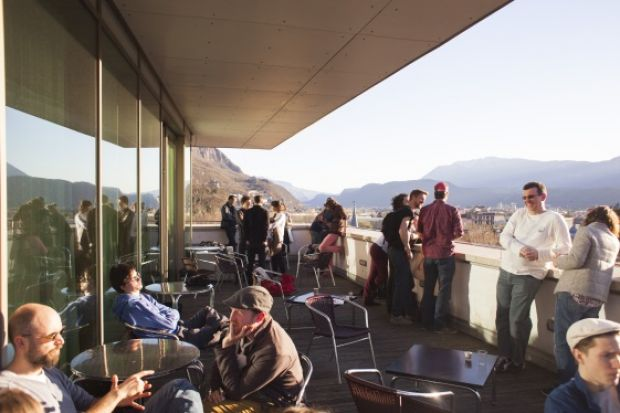 University of Bozen Bolzano
