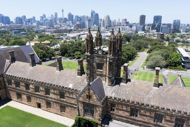 Most beautiful universities in Australia