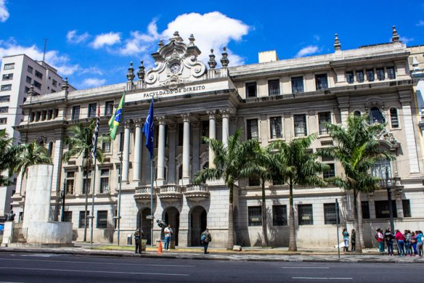 University of São Paulo Faculty of Law: Best universities in Latin America