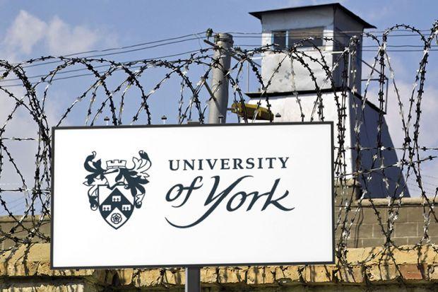University of York prison