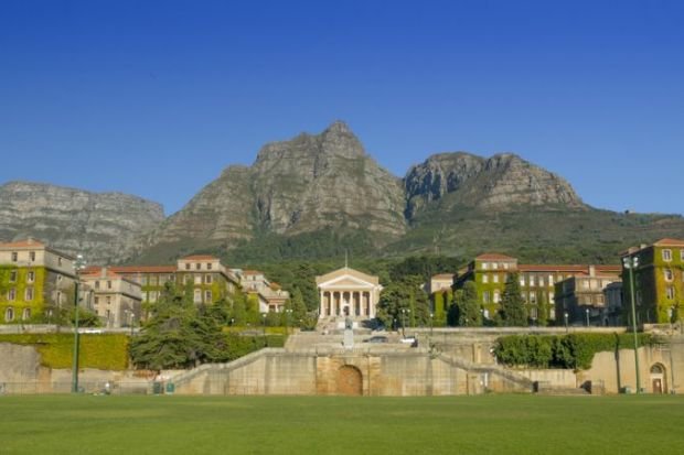 University of Cape Town campus