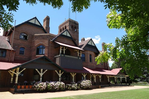 Most beautiful universities in Australia - University of New England