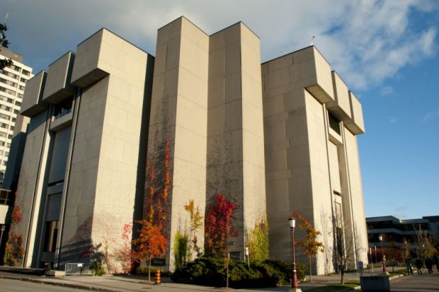 University of Ottawa library