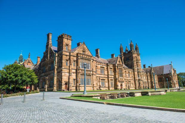 University of Sydney quadrangle