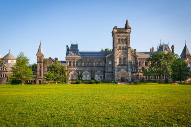 Graduate employability: top universities in Canada ranked by